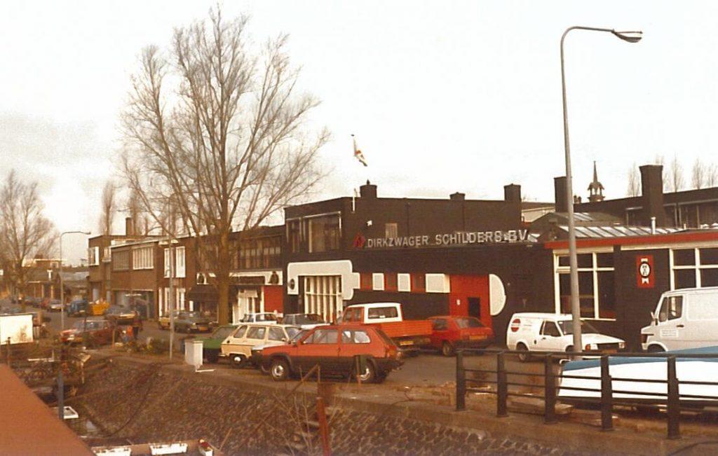 Verhuizing naar nieuw hoofdkantoor in Amsterdam, Zeeburgerpad.