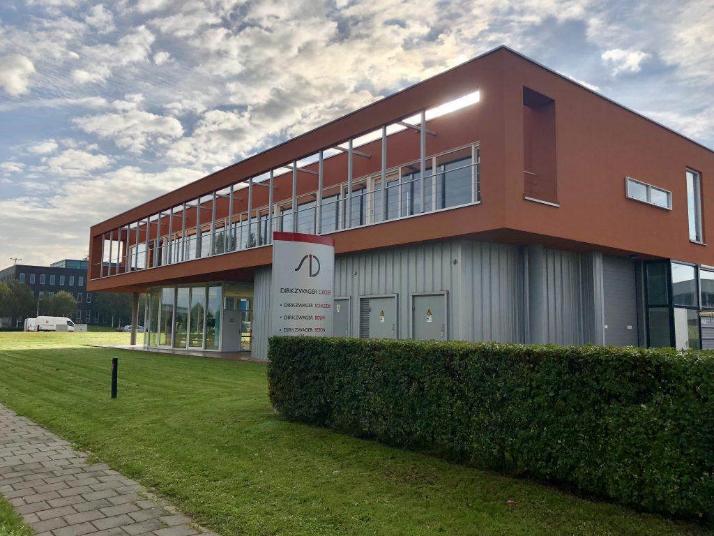 Verhuizing naar het huidige hoofdkantoor in Almere